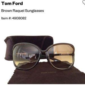 GUC Tom Ford Raquel Sunglasses